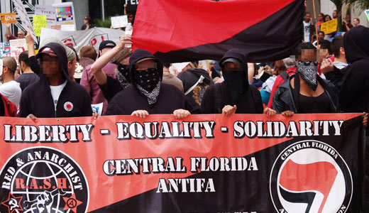 "Orlando youth say ""Zero tolerance for racism"""
