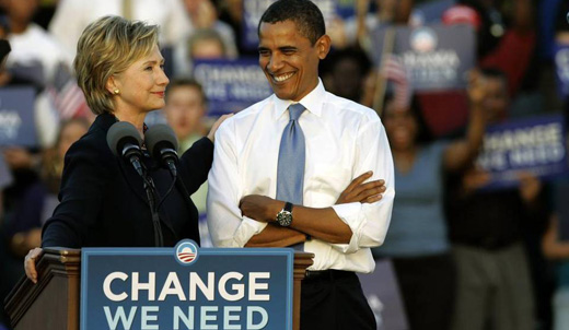Don't panic yet: 2016 Democratic primary resembles 2008
