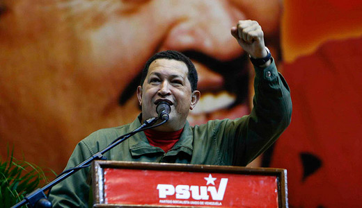 Wall Street Journal wailing over Chavez victory in Venezuela