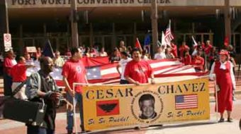 Chavez message is still strong