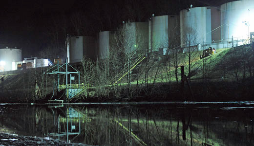 W. Va. spill occurred after repeated lack of oversight