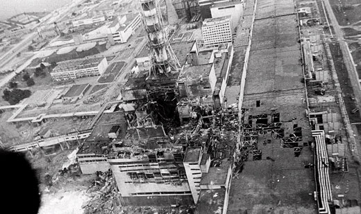 Today in eco-history: Chernobyl disaster announced to public