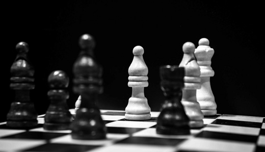 Syria: a multi-sided chess match
