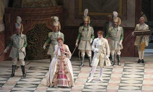 """Rosenkavalier"": A still-felt operatic kiss to a dying empire"