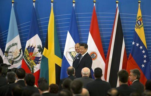 Latin American, Caribbean nations bolster economic ties with China