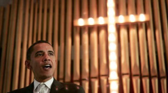 Billy Graham's son Franklin questions Obama's Christianity