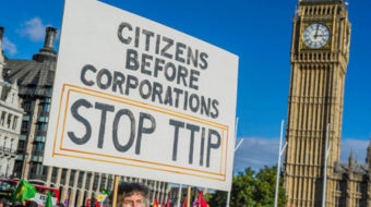 European activists move in for deathblow on TTIP trade deal after leak