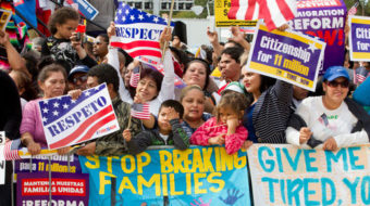 Millions of immigrants continue to wait for relief