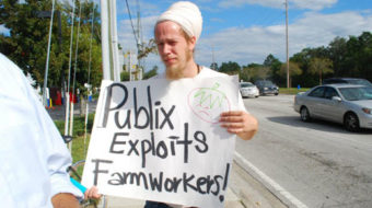 Farmworkers, allies demand Publix sign agreement with Immokalee workers