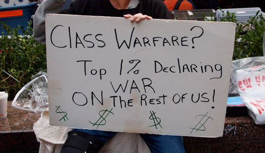 Class war: They started it