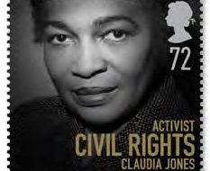 Today in black history: Civil rights pioneer Claudia Jones is born