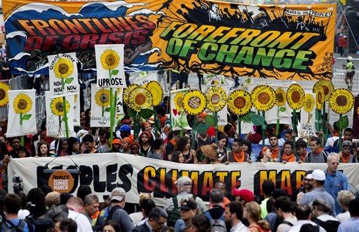 The top ten environmental stories of 2014