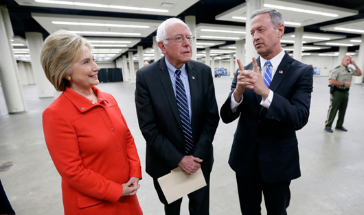 Third way Democrats preparing to challenge the left for factional control