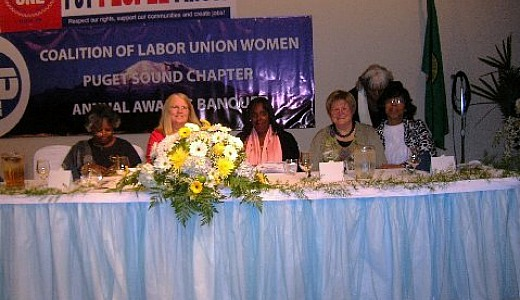 Women's labor coalition honors Irene Hull