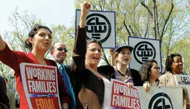 Coalition asks members to lobby for Paycheck Fairness Act