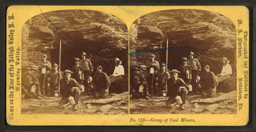 Today in Labor History: Miners' union formed