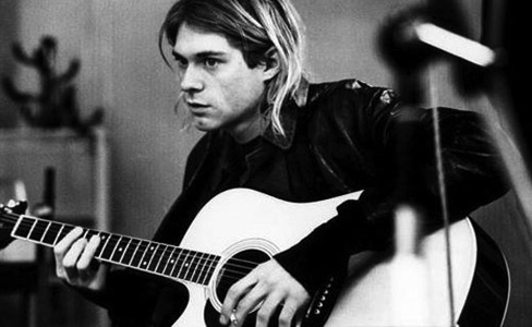 Kurt Cobain fans celebrate rocker's birthday