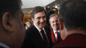 """Portuguese government to unemployed: """"There's the door!"""""""