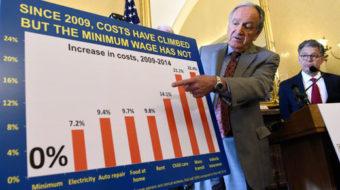 South Dakota Republicans propose decrease in minimum wage