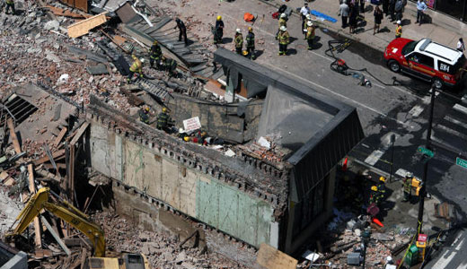 Anti-union greed the killer in Philly building collapse
