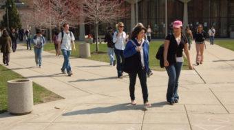 Cut BP aid, not Pell Grants! students demand