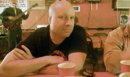 James Raines, 40; member of CPUSA and fearless organizer