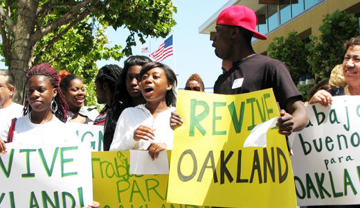 City Council OKs community benefits for Oakland Army Base project