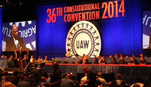"""""""O"""" for organizing: UAW unfolds fightback program"""