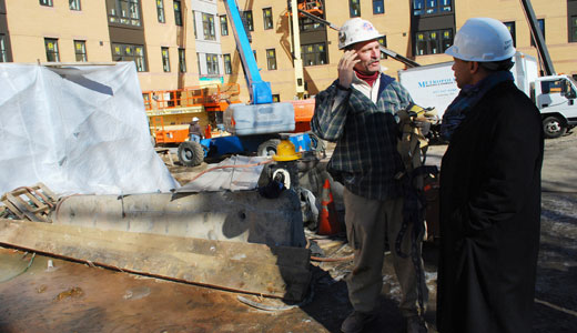 Housing is key to solving jobs crisis