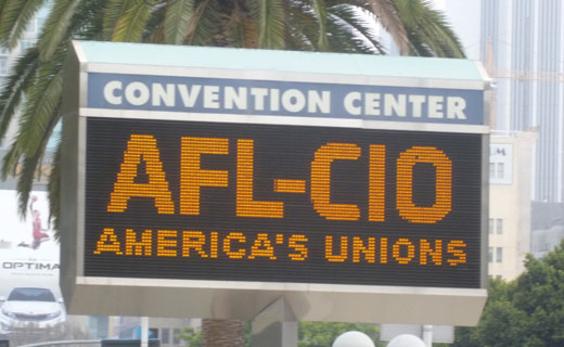 What does AFL-CIO Convention mean to the class struggle today? Let's discuss