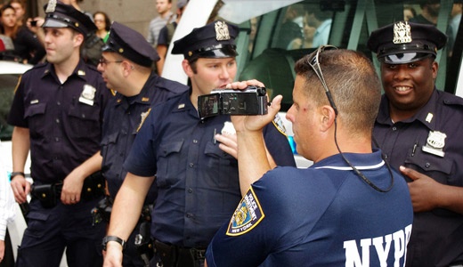 600 percent increase in racial stop-and-frisk policing in NY