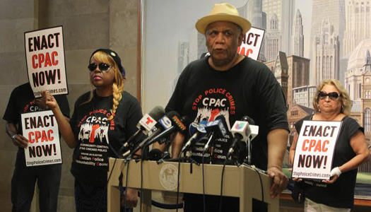 After police shootings, Chicagoans demand accountability