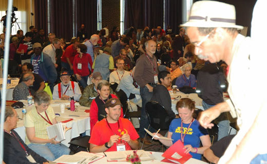 CPUSA's 30th National Convention examines challenges facing the nation