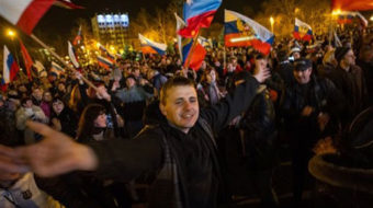 Exxon Mobil deal with Ukraine factors in Russia's Crimea policy