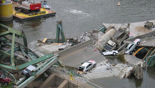 Rebuild America's infrastructure