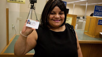 New Haven resident card inspires hope