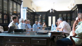 U.S. and Cuban scientists sign historic pact