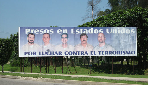 Big push for freedom for the Cuban 5