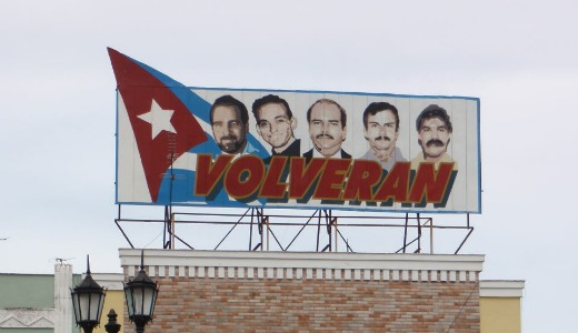 """Giant"" Fernando Gonzalez, Cuban Five prisoner, is home"