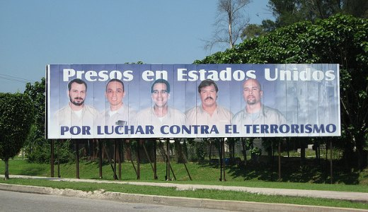 Send greetings to the Cuban Five