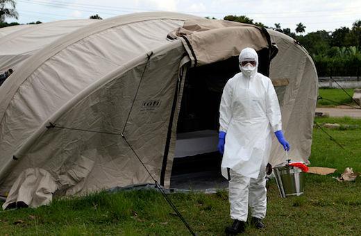 Cuban ebola team nominated for Nobel Peace Prize
