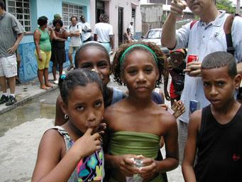Color in Cuba