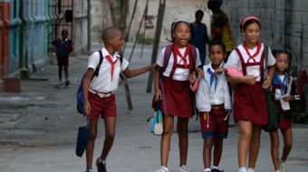 Cuba celebrates International Children's Day