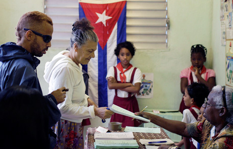 90% voter turnout in Cuban regional, national elections