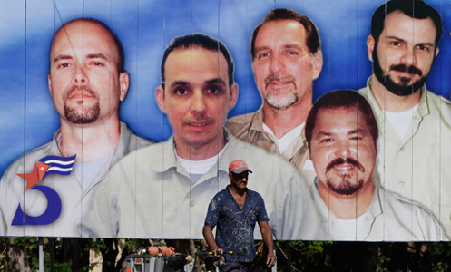 Government paid to influence Cuba 5 jury