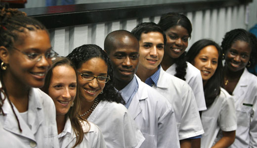 Winds of change blow strong in Cuban colleges