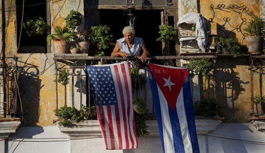 American people key to normalization of U.S.-Cuba ties