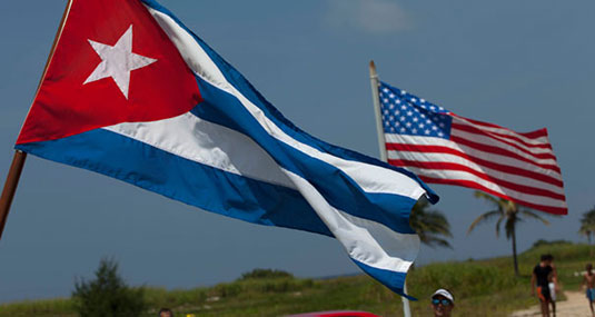 Caribbean states, Uruguayan president demand end of Cuba blockade