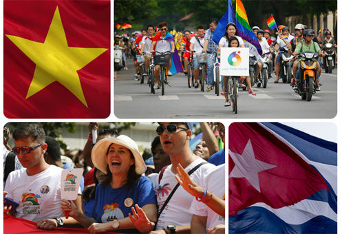 Revolution within the revolution: Vietnam, Cuba move toward LGBTQ equality