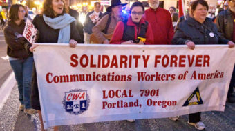 NLRB: Groups' call center fired worker for union activism